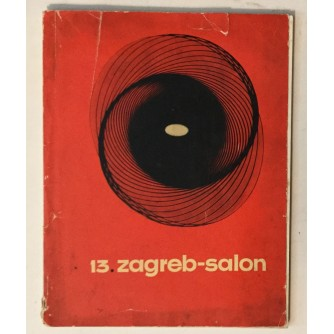 13. ZAGREB-SALON, MEDJUNARODNA IZLOŽBA FOTOGRAFIJE, ZAGREB 1962.