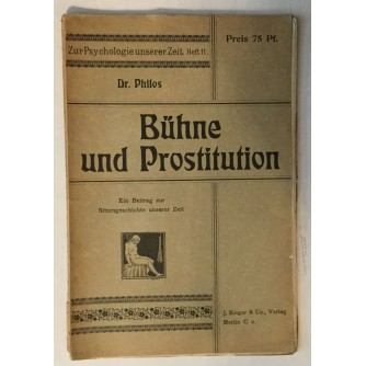 DR.PHILOS : BUHNE UND PROSTITUTION