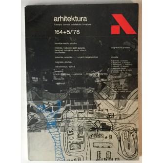 ČASOPIS ARHITEKTURA  164 + 5/'78