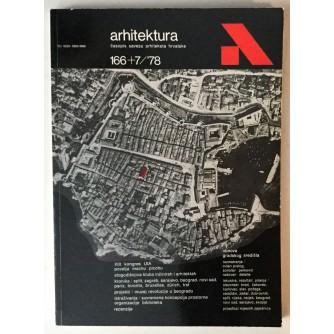 ČASOPIS ARHITEKTURA  166 + 7/'78