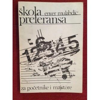 ENVER MULABDIĆ,  ŠKOLA PREFERANSA,  1983.