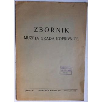 ZBORNIK MUZEJA GRADA KOPRIVNICE, 1947.