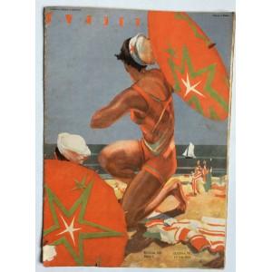 SVIJET ,  STARI ČASOPIS, GODINA IV, 1929 . KNJIGA 8,  BROJ  3
