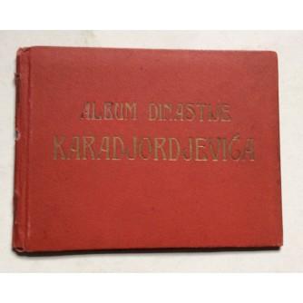 ALBUM DINASTIJE KARADJORDJEVIĆ, ILUSTRACIJE , BEOGRAD-ZAGREB, 1927