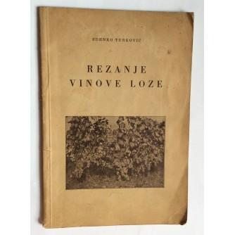 ZDENKO TURKOVIĆ, REZANJE VINOVE LOZE, ZAGREB, 1944