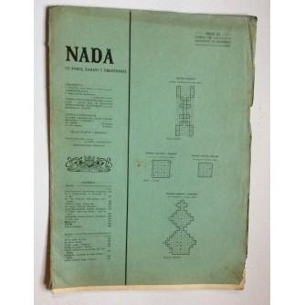 NADA, ČASOPIS, 1902 .BROJ 24, BOSNA