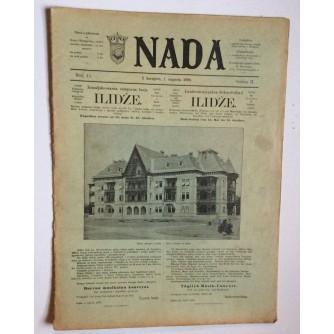 NADA, ČASOPIS, 1896 .BROJ 15, BOSNA