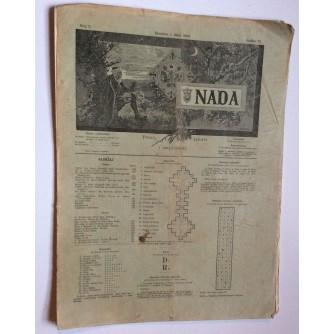 NADA, ČASOPIS, 1900 .BROJ 9, BOSNA