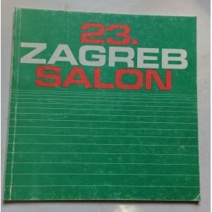 23. ZAGREB SALON, MEĐUNARODNA IZLOŽBA FOTOGRAFIJE, 1987.