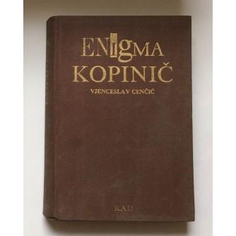 VJENCESLAV CENČIĆ, ENIGMA KOPINIČ, 1983.
