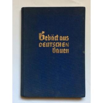 PELSHENKE, GEBACK AUS DEUTSCHEN GAUEN BERLIN, 1936.