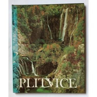 PLITVICE, MONOGRAFIJA, 35-GODINA NACIONALNOG PARKA, ZAGREB, 1985
