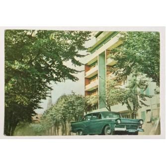 OSIJEK HRVATSKA STARA RAZGLEDNICA  1963