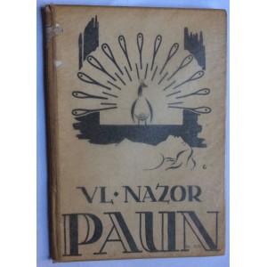 NAZOR VLADIMIR, PAUN, 1920.