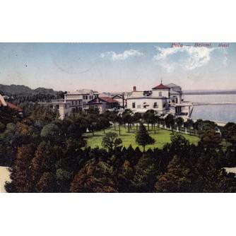 POLA PULA ISTRA HRVATSKA OTOK BRIONI HOTEL   STARA RAZGLEDNICA 1911