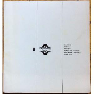 8. ZAGREBAČKI SALON, SITUACIJA 72-73, ZAGREB, 1973