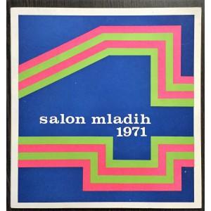 4. SALON MLADIH 1971, KATALOG, ZAGREB