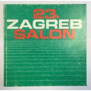 23. ZAGREB SALON - MEĐUNARODNA IZLOŽBA FOTOGRAFIJE, ZAGREB 1987.