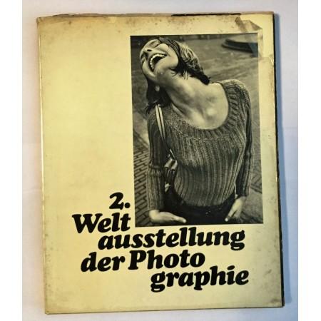 2. WELT AUSSTELLUNG DER PHOTOGRAPHIE - 522 PHOTOS, KARL PAWEK,  NJEMAČKA 1968.
