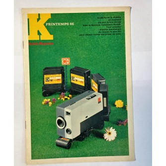 KODAK - MAGAZINE, 1966.