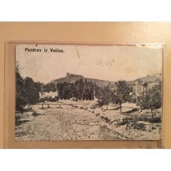 VOĆIN STARA RAZGLEDNICA 1917.    R0201