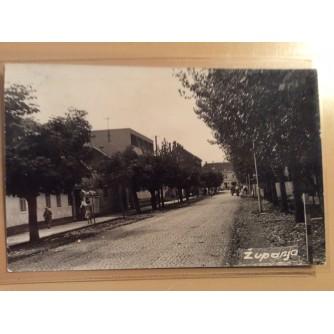 ŽUPANJA STARA RAZGLEDNICA ULICA 1965.    R0244