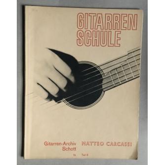 MATTEO CARCASSI, GITARREN SCHULE, TEIL 2, . MAINZ