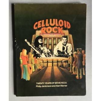 PHILIP JENKINSON AND ALAN WARNER, CELLULOID ROCK, 20 YEARS OF MOVIE ROCK, LONDON,