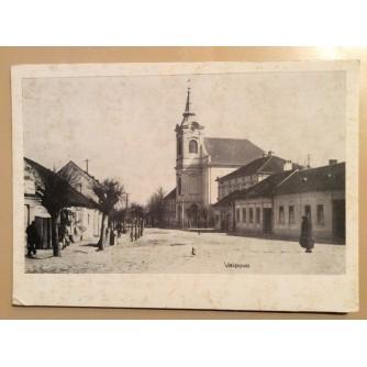 VALPOVO STARA RAZGLEDNICA STARO VALPOVO SVRATIŠTE U VALPOVU IZ 1804. GODINE