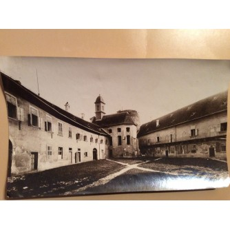 VALPOVO STARA RAZGLEDNICA DVORAC PRANDAU-NORMANN FOTOGRAFIJA