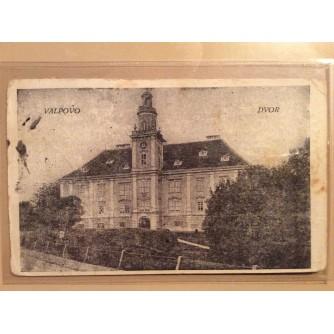 VALPOVO STARA RAZGLEDNICA PANORAMA DVOR 1922.