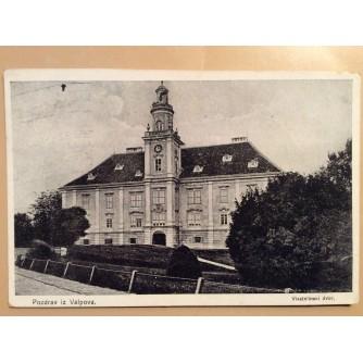 VALPOVO STARA RAZGLEDNICA VLASTELINSKI DVOR 1917.