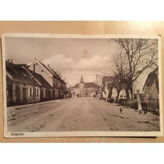VALPOVO STARA RAZGLEDNICA ULICA 1933.