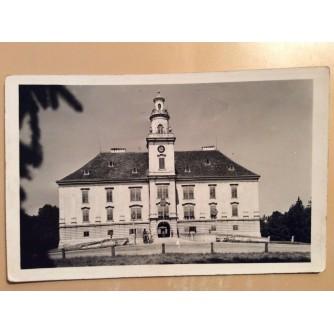 VALPOVO STARA RAZGLEDNICA VLASTELINSKI DVOR VALPOVAČKI GRAD 1940.