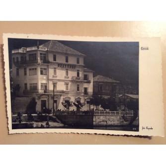 OMIŠ STARA RAZGLEDNICA HOTEL BELLEVUE