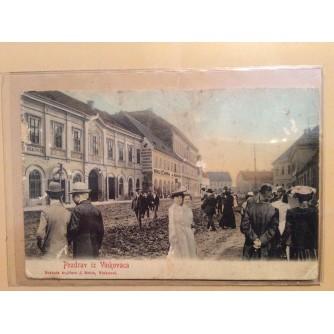 VINKOVCI STARA RAZGLEDNICA ULICA 1910.