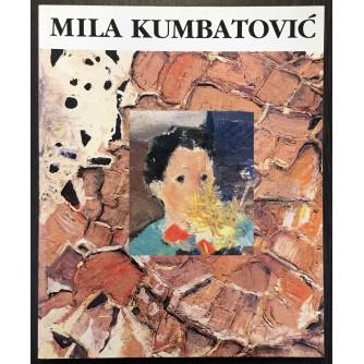 VESNA MAŽURAN - SUBOTIĆ, MILA KUMBATOVIĆ - RETROSPEKTIVNA IZLOŽBA - SLIKE - SKULPTURE - CRTEŽI, ZAGREB 1996