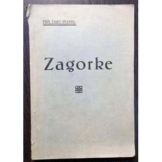 FRA LUJO PLEPEL, ZAGORKE, 1931.