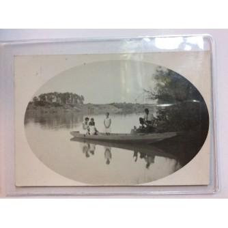 GLINA STARA RAZGLEDNICA STANKOVAC NA KUPI SELO NEDALEKO GLINE FOTOGRAFIJA 1906.