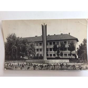 NOVSKA STARA RAZGLEDNICA USTANOVA SPOMENIK 1963.