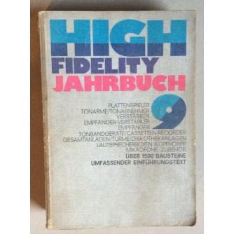 BRAUN, HIGH FIDELITY JAHRBUCHNR.9, BAUSTEINE ZUR KLANGGETREUEN MUSIKEIEDERGABE, KARLSRUHE, 1978.