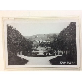 SUSEDGRAD STARA RAZGLEDNICA VILA HITER 1937.