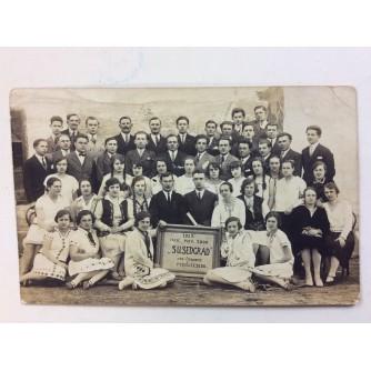SUSEDGRAD STARA RAZGLEDNICA HRVATSKI PJEVAČKI ZBOR HRVATSKE ČITAONICE 1929.