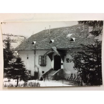 VUGROVEC STARA RAZGLEDNICA PLANINARSKI DOM NAD VUGROVCEM FOTO-SEKCIJA PLANINARSKOG DRUŠTVA SLJEME 1965.
