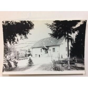 VUGROVEC STARA RAZGLEDNICA PLANINARSKI DOM NAD VUGROVCEM FOTO-SEKCIJA PLANINARSKOG DRUŠTVA SLJEME 1959.