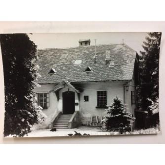 VUGROVEC STARA RAZGLEDNICA PLANINARSKI DOM NAD VUGROVCEM FOTO-SEKCIJA PLANINARSKOG DRUŠTVA SLJEME 1963.