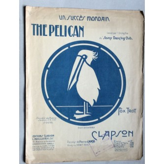 CLAPSON, THE PELICAN, FOX TROT, NOTE