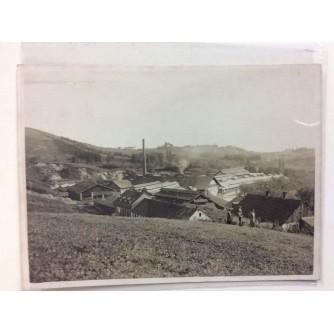 STENJEVAC STARA RAZGLEDNICA POGONI 1931.