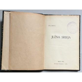 ROCA STJEPAN, JUŽNA SRBIJA (MAKEDONIJA, KOSOVO ), SPLIT, 1928.