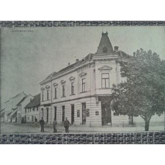 JASTREBARSKO STARA RAZGLEDNICA ZGRADA 1939.